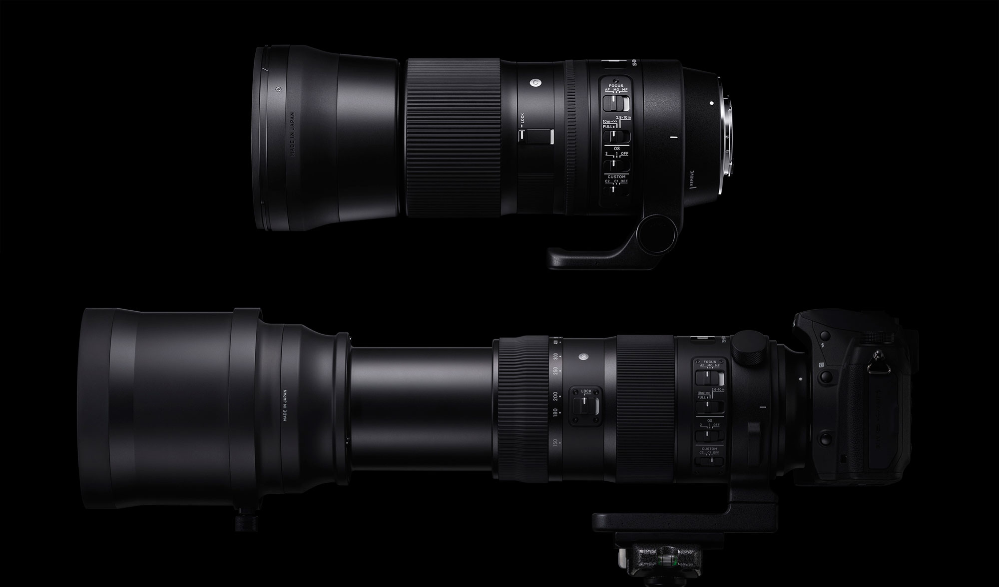 SIGMA 150-600mm Contemporary y Sports