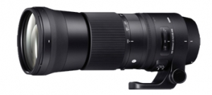 Sigma 150-600mm Contemporary