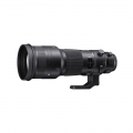 500mm F4 DG OS HSM Sports sin parasol