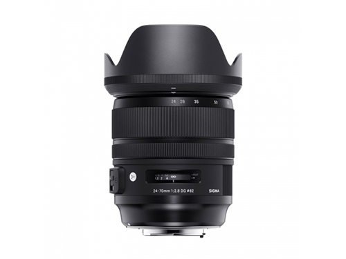 Sigma 24-70mm Art hood
