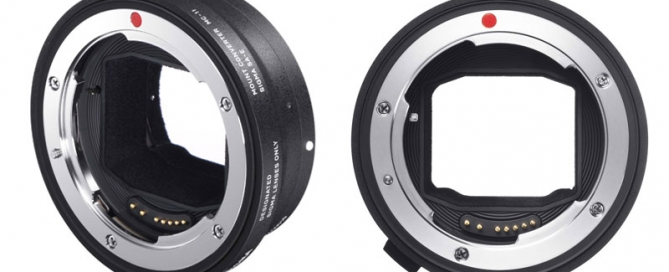 SIGMA Mount Converter MC-11