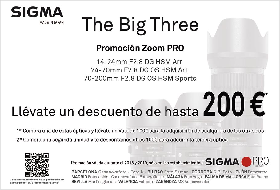 Sigma Big Three