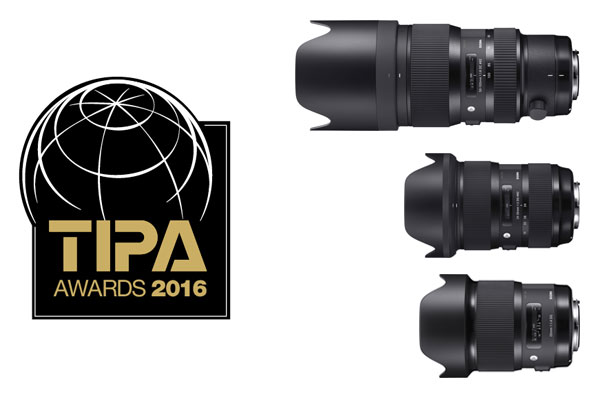 SIGMA TIPA Awards 2016